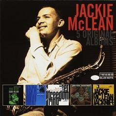 McLean Jackie (Джеки МакЛин): 5 Original Albums