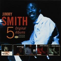 Smith Jimmy: 5 Original Albums