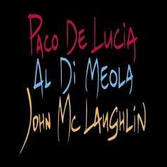 De Lucía Paco (ПaкоДе Лусия): Guitar Trio