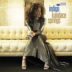Springs Kandace (Спрингс Кандасе): Indigo