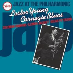 Lester Young (Лестер Янг): Jazz At The Philharmonic: Carnegie Blues (записи 40-50-х гг.)