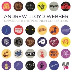 Andrew Lloyd Webber (Эндрю Ллойд Уэббер): Unmasked: The Platinum Collection
