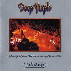 Deep Purple (Дип Перпл): Made In Europe