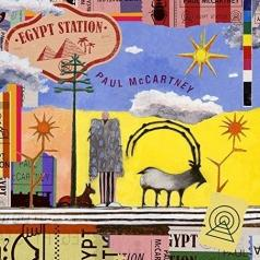Paul McCartney (Пол Маккартни): Egypt Station
