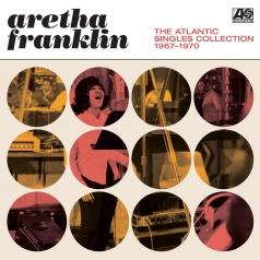 Aretha Franklin (Арета Франклин): The Atlantic Singles Collection 1967-1970