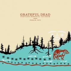 Grateful Dead (Грейтфул Дед): Portland Memorial Coliseum, Portland, Or, 5/19/74