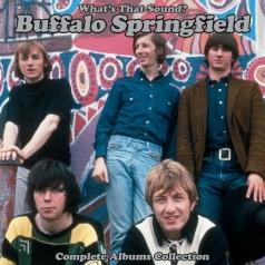 Buffalo Springfield: What'S That Sound? Complete Albums Collection