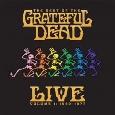 Grateful Dead (Грейтфул Дед): The Best Of The Grateful Dead Live Volume 1: 1969-1977