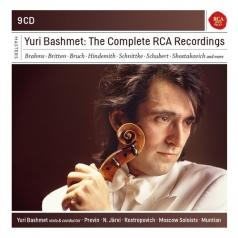 Юрий Башмет: Yuri Bashmet - The Complete RCA Recordings
