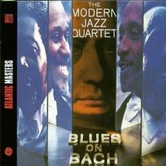 The Modern Jazz Quartet (МодернДжазКвартет): Blues On Bach