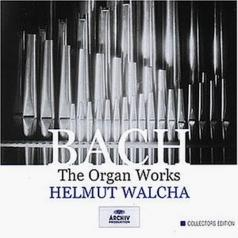 Helmut Walcha (Хельмут Вальха): Bach, J.S.: Organ Works