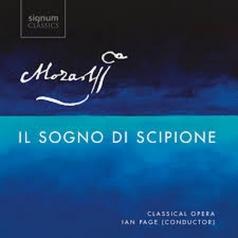 Mozart: Sogno Di Scipione
