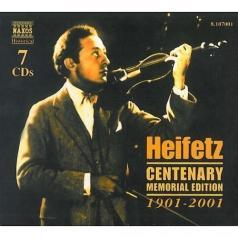 Heifetz:Centenary Memorial Edition