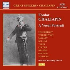 Feodor Chaliapin (Федор Шаляпин): A Vocal Portrait (1907-1936)