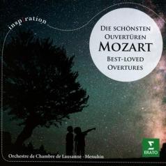 Menuhin (Иегуди Менухин): Mozart: Die Zauberflöte - Die Schönsten Ouvertüren / Best-Loved Overtures