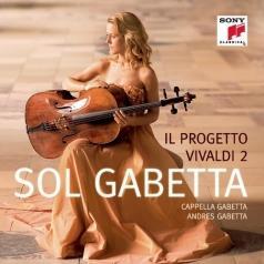 Sol Gabetta (Соль Габетта): Il Progetto Vivaldi 2