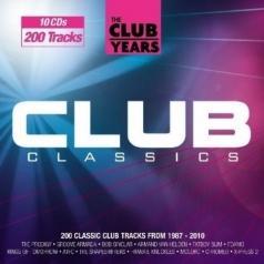 Club Years
