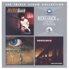 Nickelback (Никельбэк): The Triple Album Collection Vol. 1