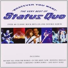 Status Quo: Whatever You Want - The Very Best Of Status Quo