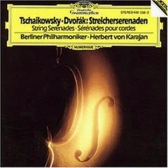 Herbert von Karajan (Герберт фон Караян): Tchaikovsky / Dvor?k: String Serenades