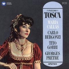 Maria Callas (Мария Каллас): Tosca (1965)
