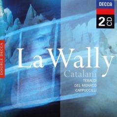 Renata Tebaldi (Рената Тебальди): Catalani: La Wally