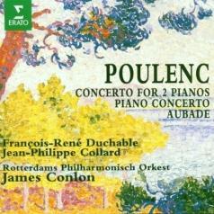 Poulenc (Франсис Пуленк): Concertos Pour Piano(S)