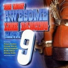 The Most Awesome Line Dance Album 9