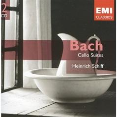 Heinrich Schiff (Генрих Шифф): Cello Suites