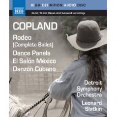 Detroit Symphony Orchestra (Детройтский симфонический оркестр): Rodeo