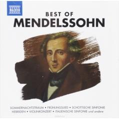 Oliver Dohnanyi (Оливер Вон Донаньи): Best Of Mendelssohn