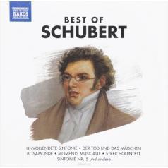 Dietrich Fischer-Dieskau (Дмитрий Фишер-Дискау): Best Of Schubert