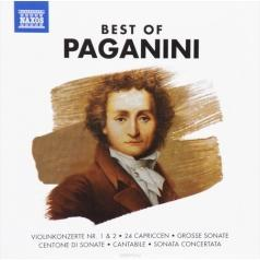 Ilya Kaler: Best Of Paganini
