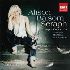 Alison Balsom (Элисон Болсом): Seraph: Modern Trumpet Concertos
