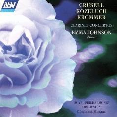 Emma Johnson (Эмма Джонсон): Crusell; Kozeluch; Krommer: Clarinet Concertos