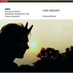 Carl Nielsen (Карл Нильсен): Carl Nielsen:Orchestral Music