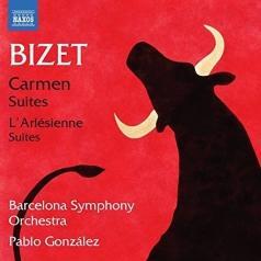 Orquestra Simfònica De Barcelona I Nacional De Catalunya: Suites Nos 1 And 2 From Carmen And L'Arlesienne