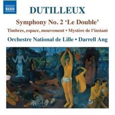 """Orchestre National de Lille: Symphony No. 2 """"Le Double""""  • Timbres, Espace, Mouvement • Mystere De L'Instant"""