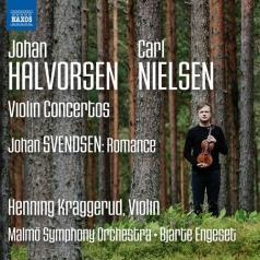 Henning Kraggerud: Violin Concertos • Romance In G Major (Svendsen)