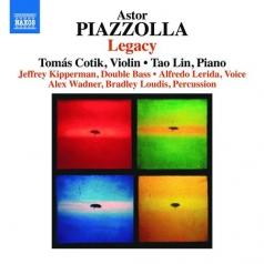 Tao Lin (Тао Лин): Piazzolla: Legacy