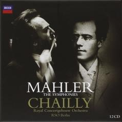 Riccardo Chailly (Рикардо Шайи): Mahler: The Symphonies