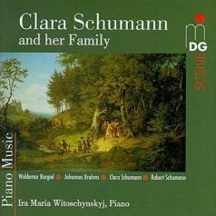 Clara Schumann & Family