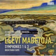 John Storgards (Юн Стургордс): Madetoja: Symphony No. 1 & 3 & Okon Fuoko Suite