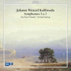 Kalliwoda (Ян Вацлав Каливода): Symphonies 5 & 7