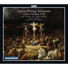 Georg Philipp Telemann (Георг Филипп Телеман): Lukaspassion 1728