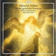 Kleine Geistliche Konzerte Swv 282-337 (Gesamtaufnahme)
