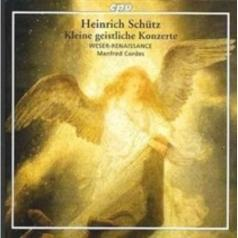 Heinrich Schutz (Генрих Шютц): Kleine Geistliche Konzerte Swv 282-337 (Gesamtaufnahme)