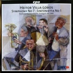 Heitor Villa-Lobos (Эйтор Вилла-Лобос): Symphony 7