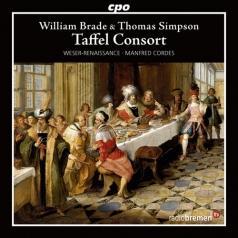 Weser-Renaissance Bremen: Instrumental  Works (+ Thomas Simpson (1582-1628?)
