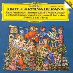 James Levine (Джеймс Ливайн): Orff: Carmina Burana